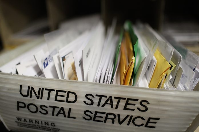 United States Postal Service Operative ARRESTED...They Got Him!