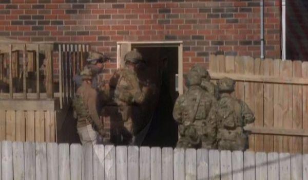 Nashville explosion RV shooting Las Vegas terror attack