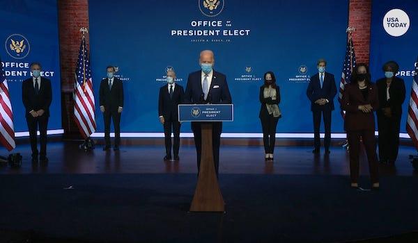 Biden Harris cabinet picks