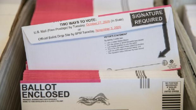Holy Sh*t: ALL Ballots to Be IMPOUNDED