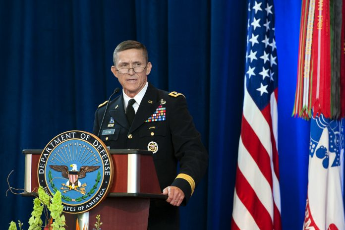 General Flynn is on a Roll, Drops Yet ANOTHER Bombshell