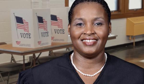 Judge democrats leslie abrams stacy georgia voter fraud election senate runoffs