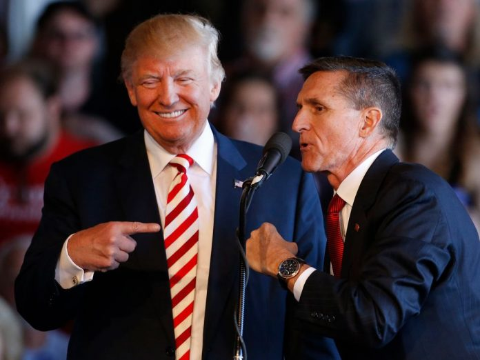 Michael Flynn Reveals The Target