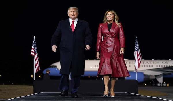 Trump President election 2020 voter fraud Biden Dominion Georgia