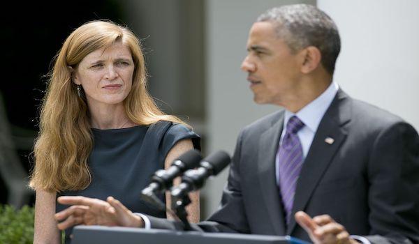 Biden Obama Samantha power