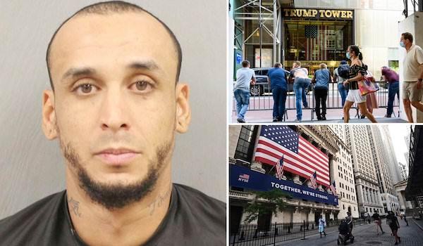 Trump tower ISIS terror attack plot