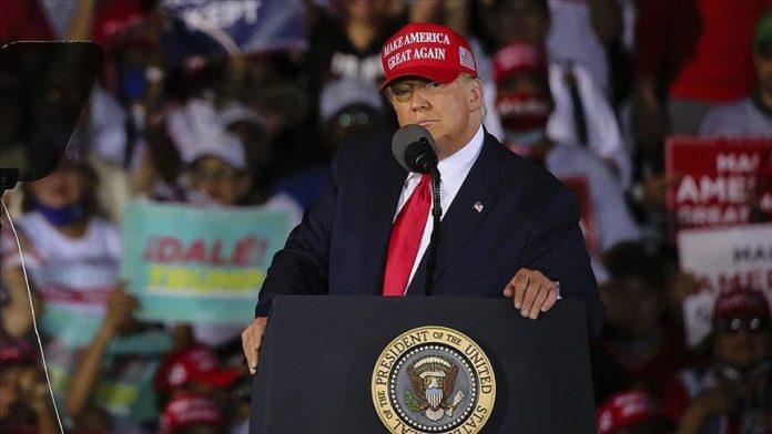 BOMBSHELL Trump Announcement