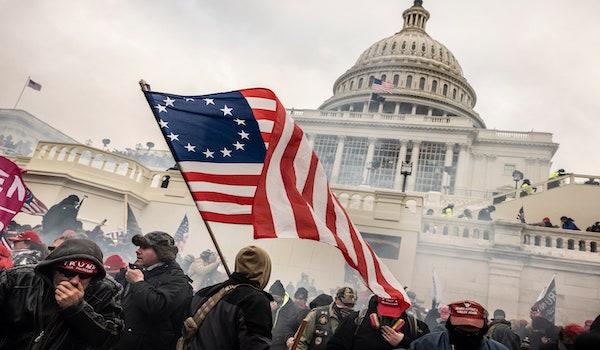Democrats defund police capitol riot