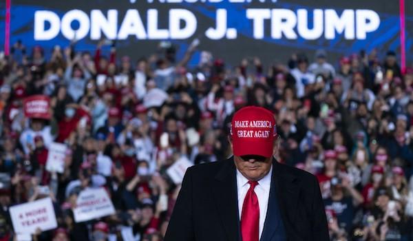 Trump rally stop the steal georgia