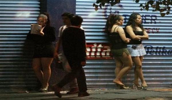 Liz Krueger Democrat Bill prostitution
