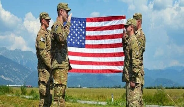 military refuse joe biden