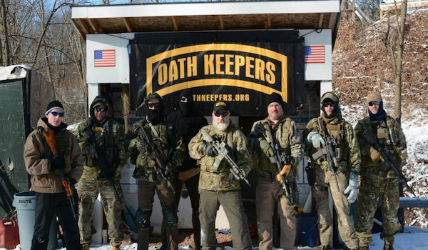 White militia Biden threat patriot