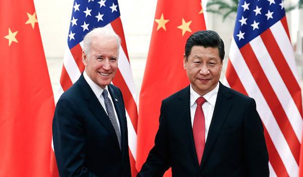 Biden Xi China