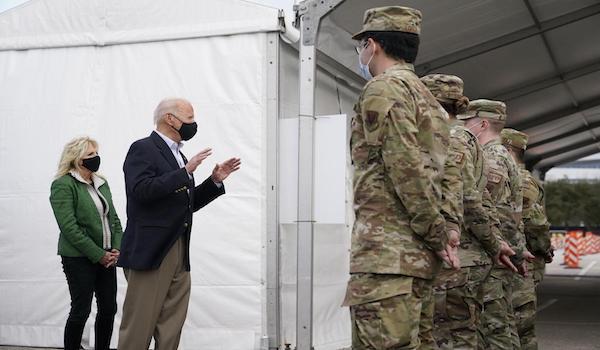 Biden Afghanistan War on Terror