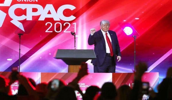 Biden Trump CPAC speech