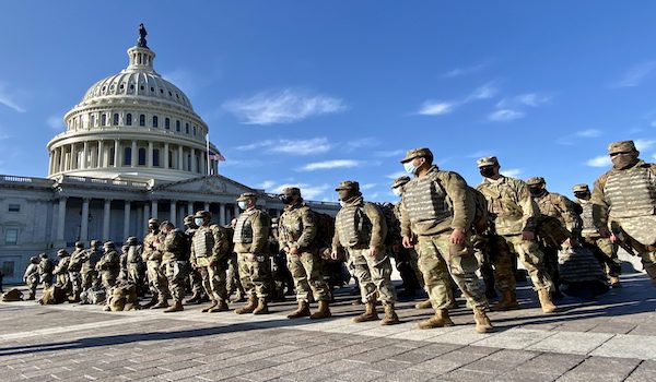 Military Capitol National Guard