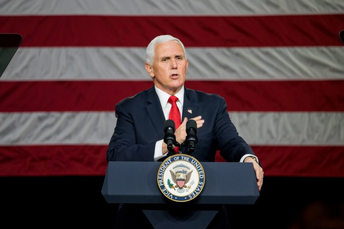 Mike Pence Breaks His Silence