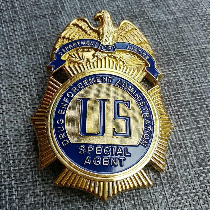 DEA Agent Arrested