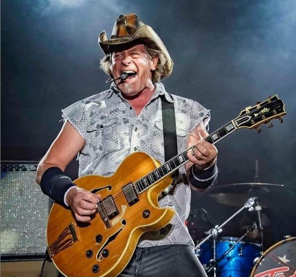 Ted Nugent Explodes on Vax Push