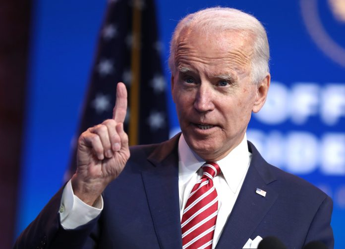 Here is What Biden Was Doing During the Fallout