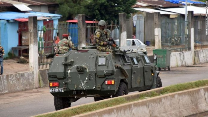 Breaking: Military Coup, President Ousted