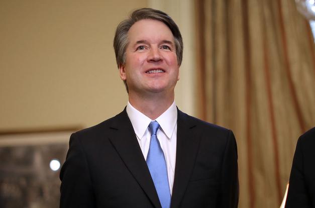 Breaking: Justice Kavanaugh News