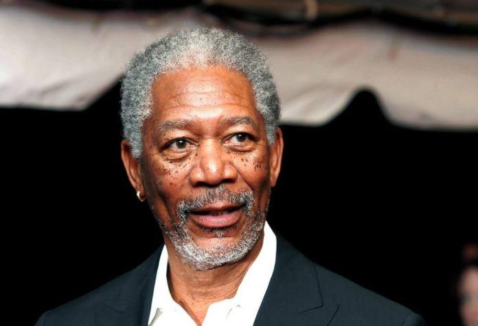 Morgan Freeman Breaks from the Left, INFURIATES BLM